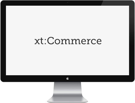 Onlineshops mit xt:Commerce